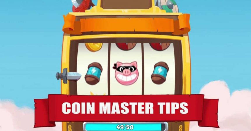 coinmaster spins